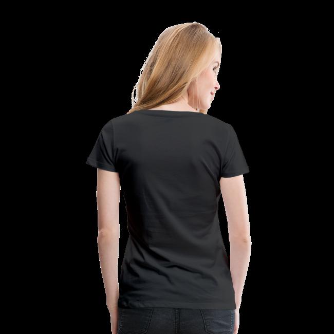 T-shirt dam Premium, Happy T-Rex