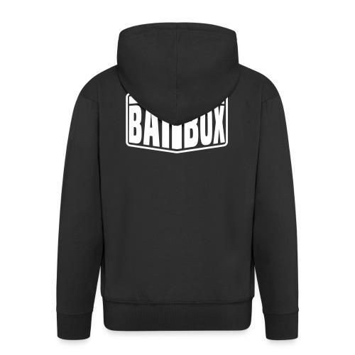 Baitbox Hoodie - Premium-Luvjacka herr