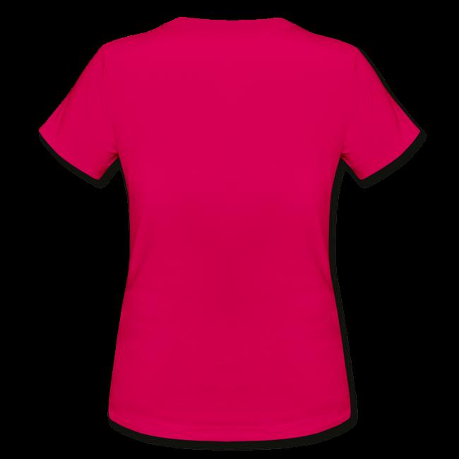 T-shirt dam, 1N73LL1G3NC3
