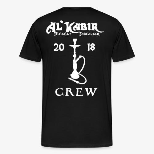 Männer T-Shirt - CoM 2018 Crew - Männer Premium T-Shirt