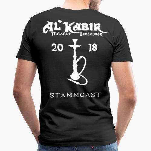 Männer T-Shirt - CoM 2018 Stammgast - Männer Premium T-Shirt