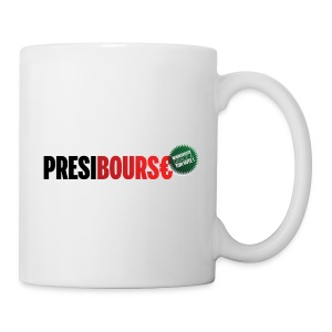 PrésiBours€ cocarde - Tasse