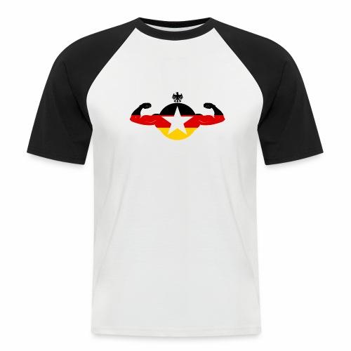 RaxGermany - Männer Baseball-T-Shirt