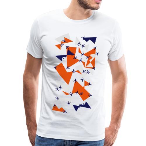 Planealicious: Männer Premium T-Shirt - Männer Premium T-Shirt