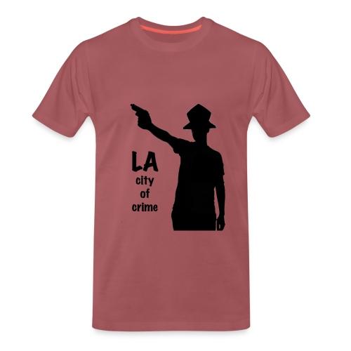 LA - city of crime - Männer Premium T-Shirt