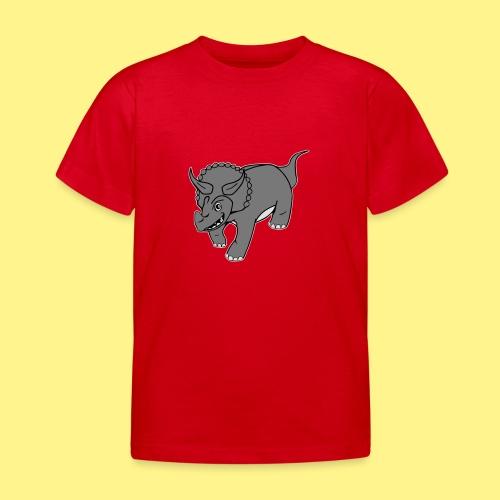 T-shirt  T-shirt enfant 'Fou du tricératops!!' - T-shirt Enfant