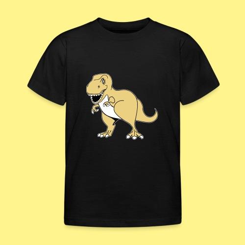 T-shirt enfant 'Fou du T-Rex!' - T-shirt Enfant