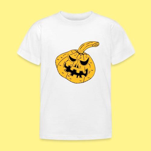 T-Shirt Bad citrouille Design - T-shirt Enfant