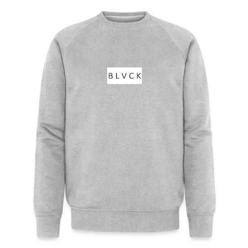 Blvck Crewneck - Männer Bio-Sweatshirt von Stanley & Stella