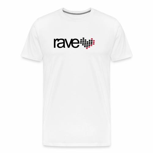 Rave Liebe - T-Shirt - Männer Premium T-Shirt