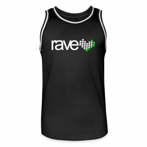 Rave Liebe - Trikot - Männer Basketball-Trikot