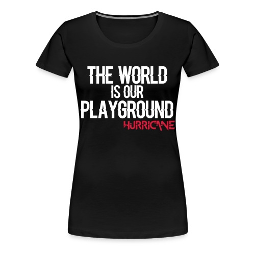 TWIOP - Girl Red - T-shirt Premium Femme