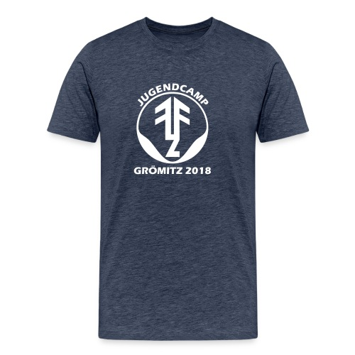 Men Shirt Logo - Männer Premium T-Shirt