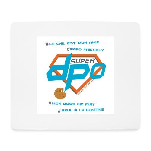 Super DPO ! - Tapis de souris (format paysage)