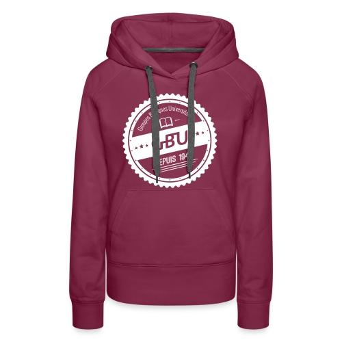 Pull Femme - Sweat-shirt à capuche Premium pour femmes