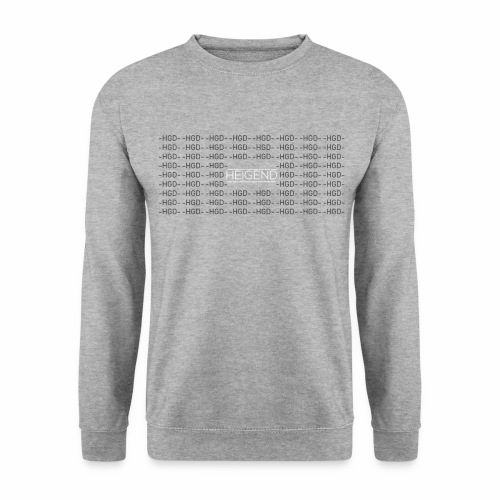 HEIGEND | Männer Pulover | Simple DES - Men's Sweatshirt