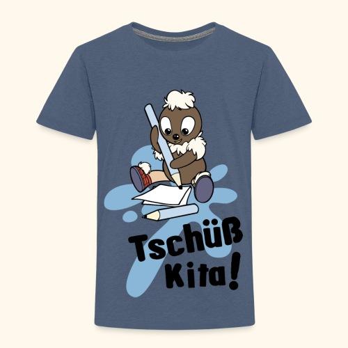 Pittiplatsch Tschüß Kita T-Shirt - Kinder Premium T-Shirt