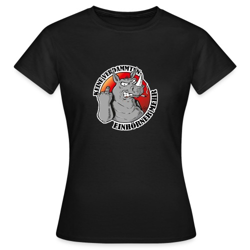 Keine Einhörner mehr - Mädchen - Frauen T-Shirt