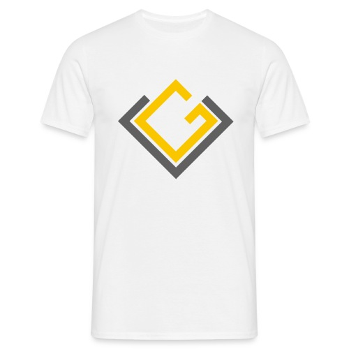 T-shirt korte mouwen met logo - Men's T-Shirt