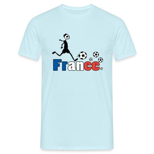 GO GO FRANCE Men's T-Shirt - Men's T-Shirt