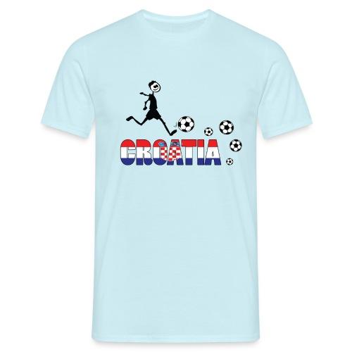 GO GO CROATIA Men's T-Shirt - Men's T-Shirt