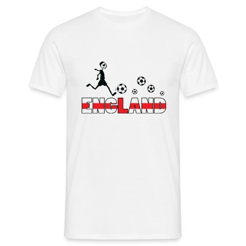 GO GO ENGLAND Men's T-Shirt - Men's T-Shirt