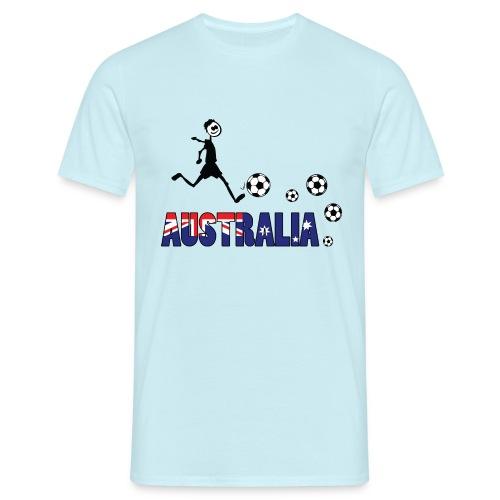 GO GO AUSTRALIA Men's T-Shirt - Men's T-Shirt