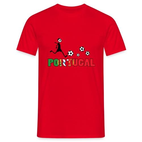 GO GO PORTUGAL Men's T-Shirt - Men's T-Shirt