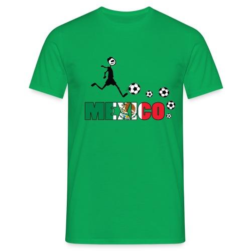 GO GO Mexico Men's T-Shirt - Men's T-Shirt