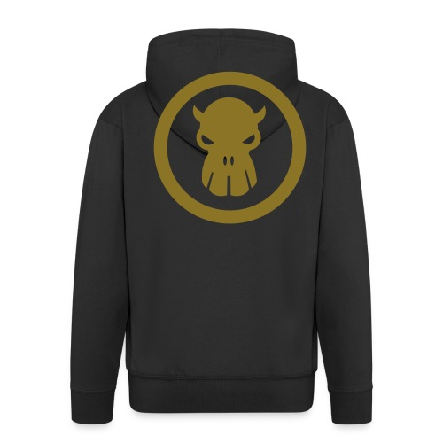 Monster Gold, for You - Veste à capuche Premium Homme