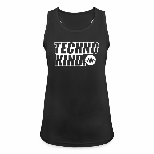 Technokind V2 - Tanktop - Frauen Tank Top atmungsaktiv