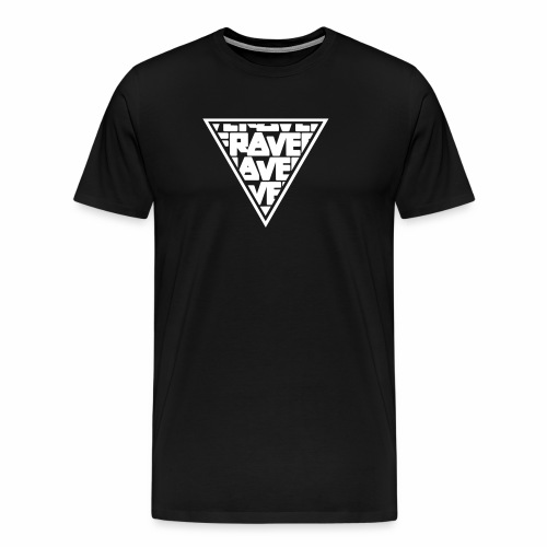 Rave Pyra One - T-Shirt - Männer Premium T-Shirt
