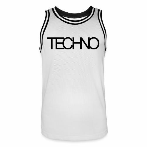 Techno - Trikot - Männer Basketball-Trikot