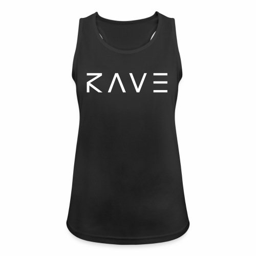 DIGITAL RAVE - Tanktop - Frauen Tank Top atmungsaktiv