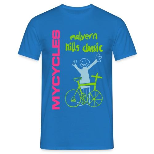 Malvern Hills Classic T shirt 3 - Men's T-Shirt