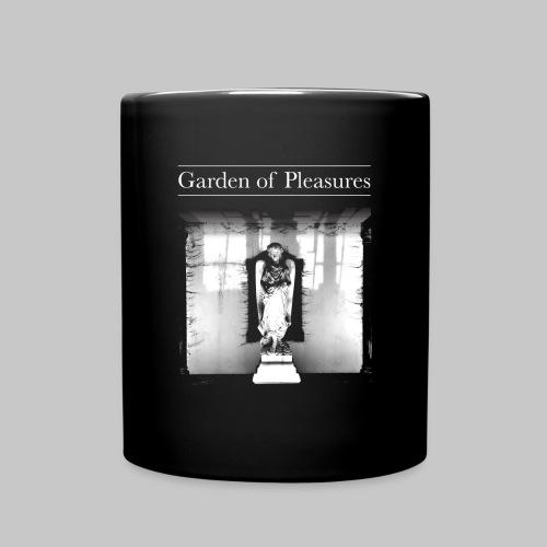 Garden of Pleasures Tasse - Tasse einfarbig