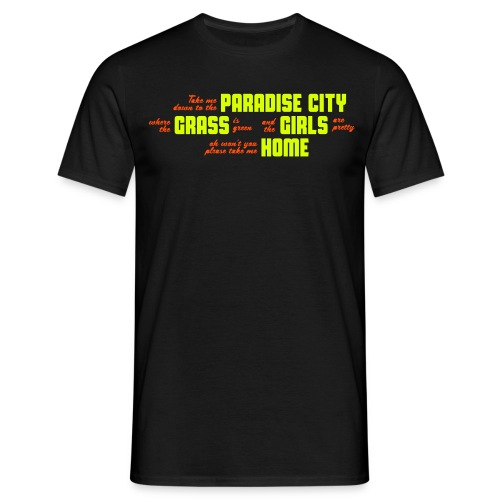 Start A Fire - Männer T-Shirt