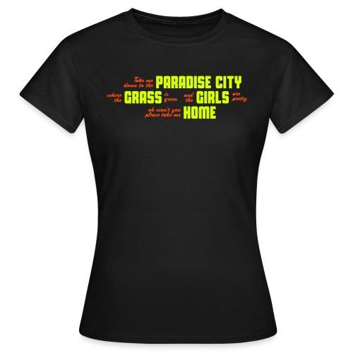 Start A Fire - Frauen T-Shirt