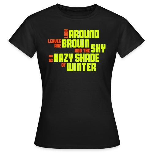 Look Around (2 Farbig) - Frauen T-Shirt