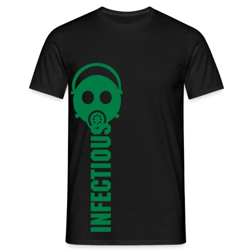 Infectious - Men's T-Shirt
