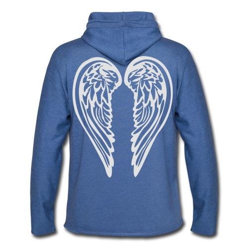 S-no-w Angel Hoodie - Light Unisex Sweatshirt Hoodie