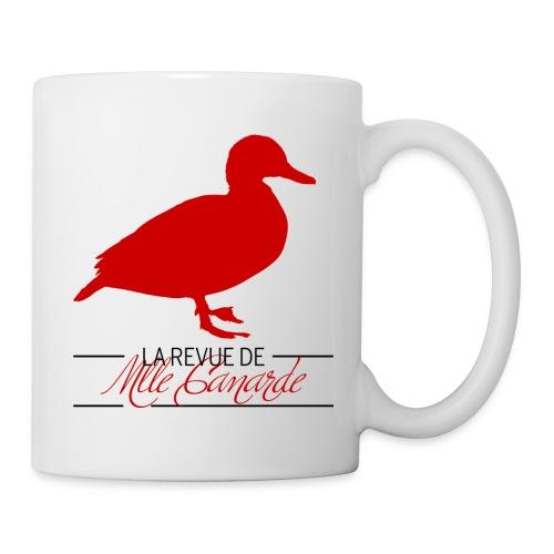Le Mug Melle Canarde - Mug blanc