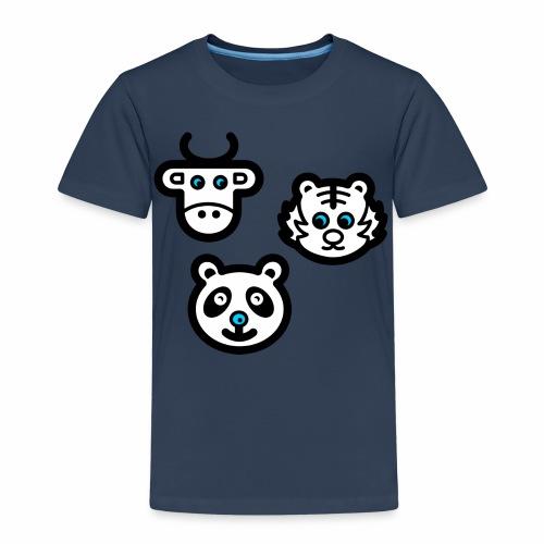 Trio - Kinder Premium T-Shirt