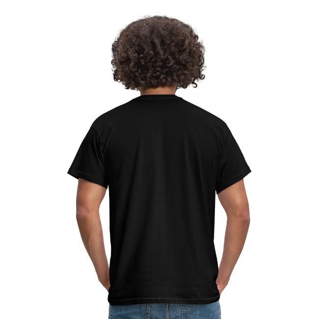 Männer T-Shirt Gold Albanien Schweiz
