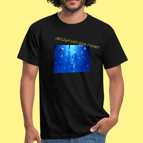 JellyFish are Nicer - T-shirt Homme