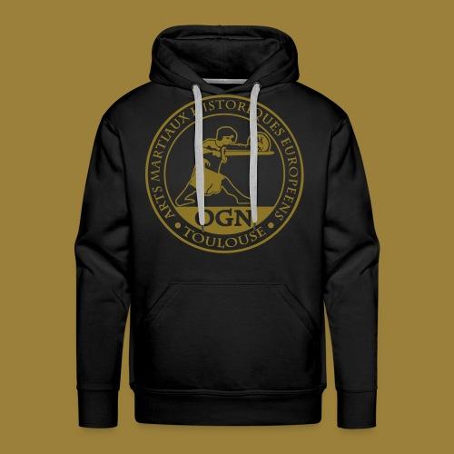 OGN officiel 18-19 - Sweat capuche unisexe - Sweat-shirt à capuche Premium pour hommes