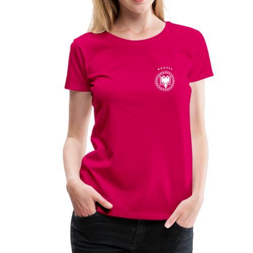 Frauen Premium T-Shirt Albanien Kosovo Schweiz - Frauen Premium T-Shirt