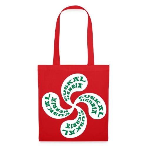 Croix du pays Basque - Tote Bag