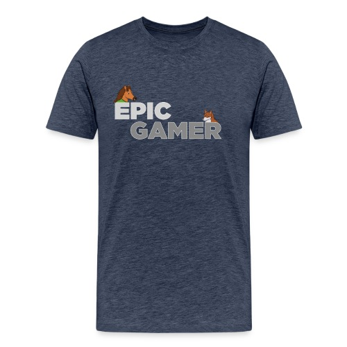 Male 2018 'Epic Gamer' Tee - Men's Premium T-Shirt