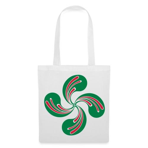 Croix Basque - Tote Bag